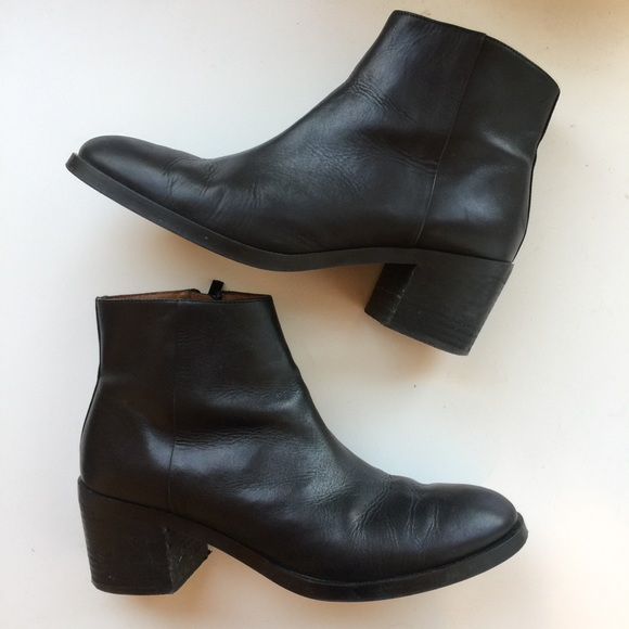 c325865f6 & Other Stories Shoes   Other Stories Black Booties   Poshmark